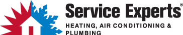 Service Experts Heating & Air Conditioning Logo